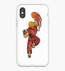 Street Fighter tribute iPhone Case