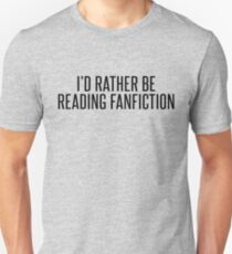 Fanfiction Unisex T-Shirt