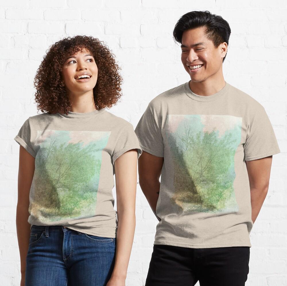 Pastel Spring - Dreamy Crab Apple Tree  Classic T-Shirt
