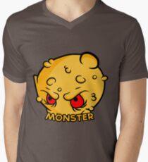 Monster Vector Men's V-Neck T-Shirt