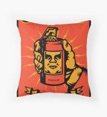 Obey Giant Throw Pillow
