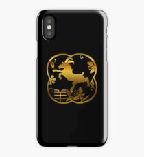 Chinese New Year of The Sheep Goat Ram iPhone Case