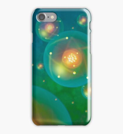 Atoms iPhone Case/Skin