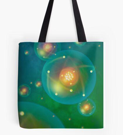 Atoms Tote Bag