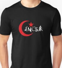 C*ANCER (Dark background) Unisex T-Shirt