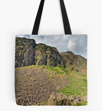 Snowdonia Mountains, Wales Tote Bag