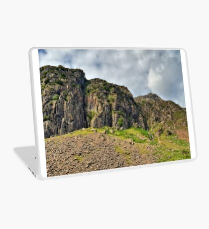 Snowdonia Mountains, Wales Laptop Skin