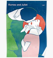 Romeo and Juliet - William Shakespeare Poster