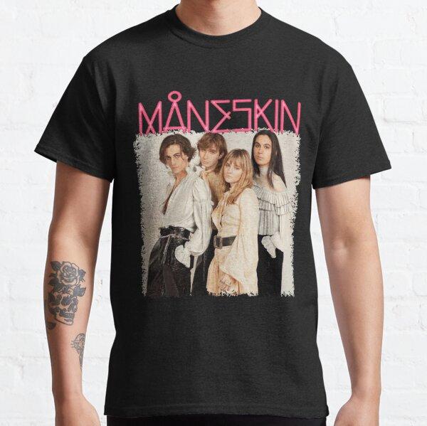 Maneskin Artwork Classic T-Shirt