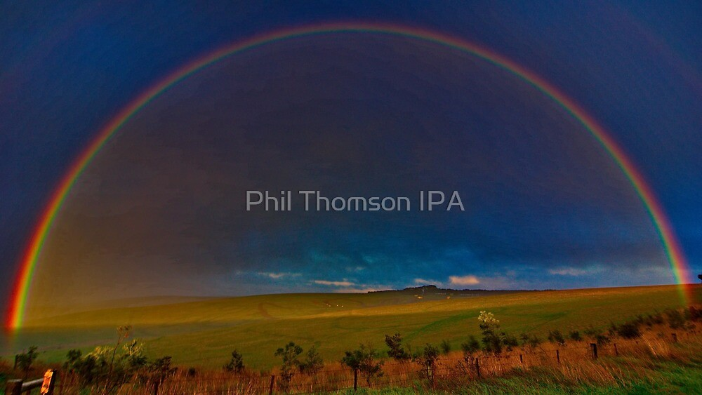"""""""A Promise At Sundown"""" by Phil Thomson IPA"""