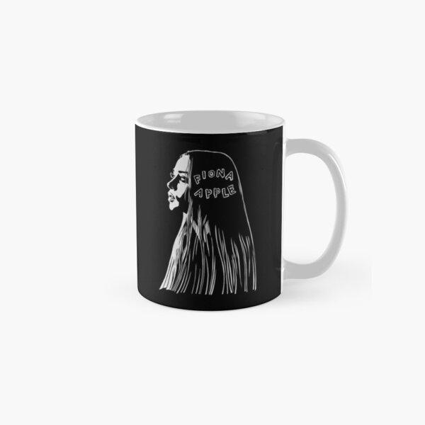Fiona Apple white Classic Mug