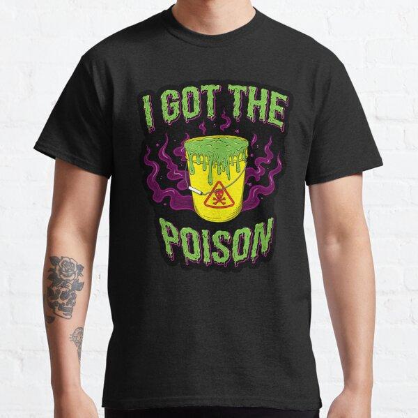 un balde lleno de veneno Camiseta clásica
