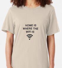 Wifi Slim Fit T-Shirt