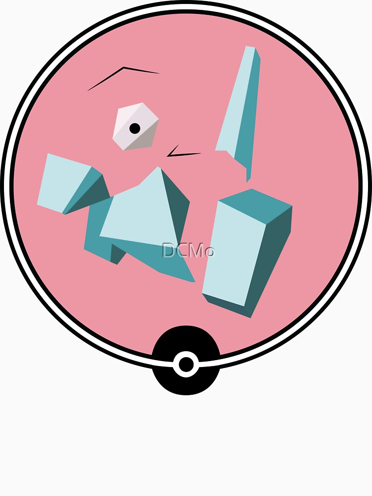 Porygon by DCMo