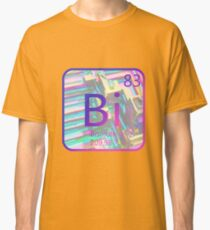 Bisexual Bismuth Classic T-Shirt