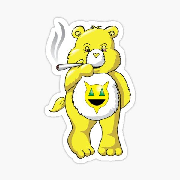 PERCENTUM BEAR Sticker