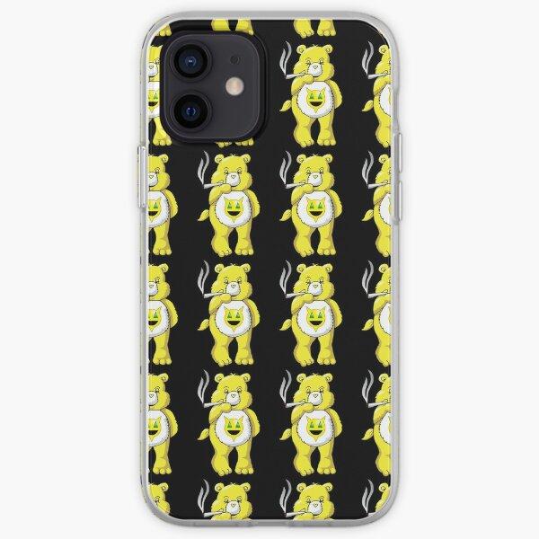 PERCENTUM BEAR iPhone Soft Case