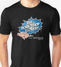 Pork Chop Express - Distressed Blue Variant T-Shirt