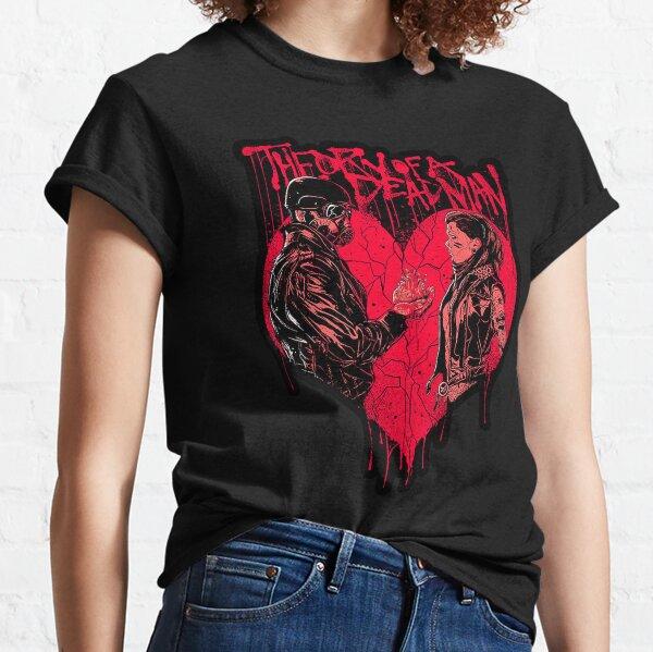 entre la guerra y el amor Camiseta clásica