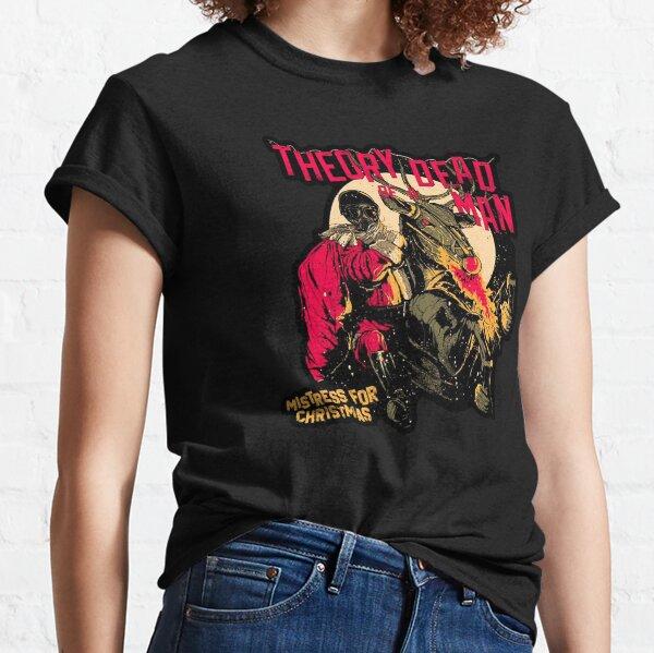 amante para el día de navidad Camiseta clásica