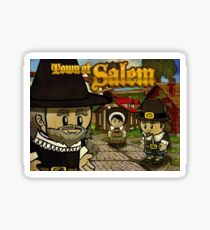 Town Of Salem Sticker Sticker