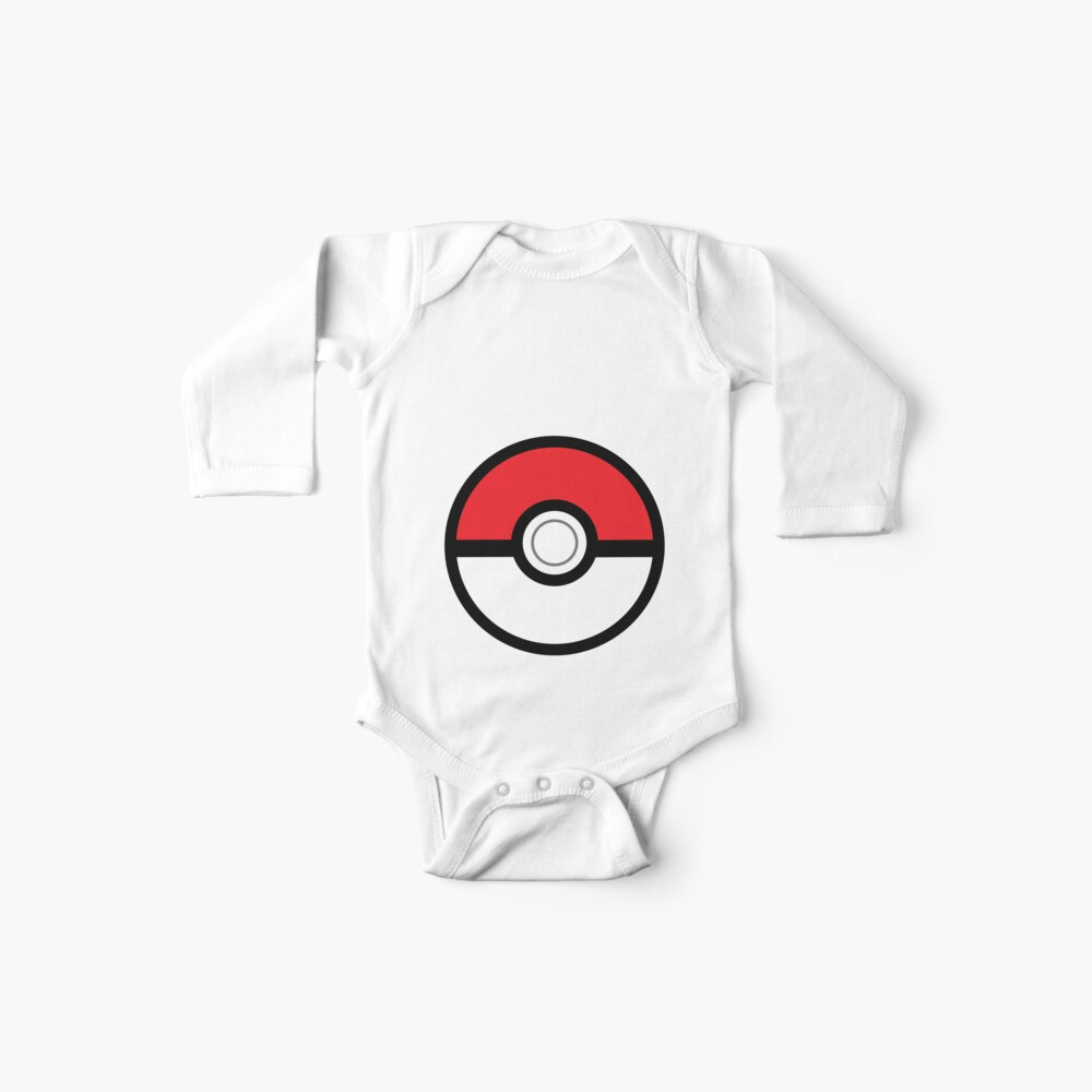 Pokeball Baby Body