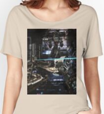 Future Shock Women's Relaxed Fit T-Shirt