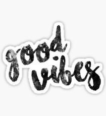 Gute VIBES Sticker