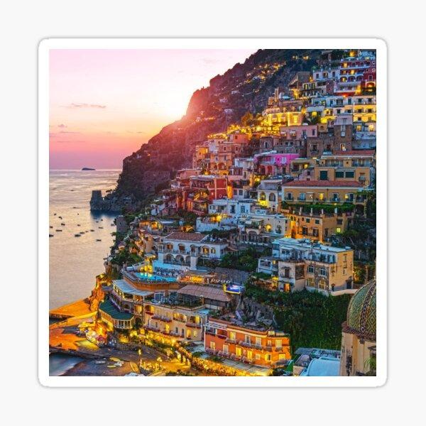 Positano, Italy Sticker