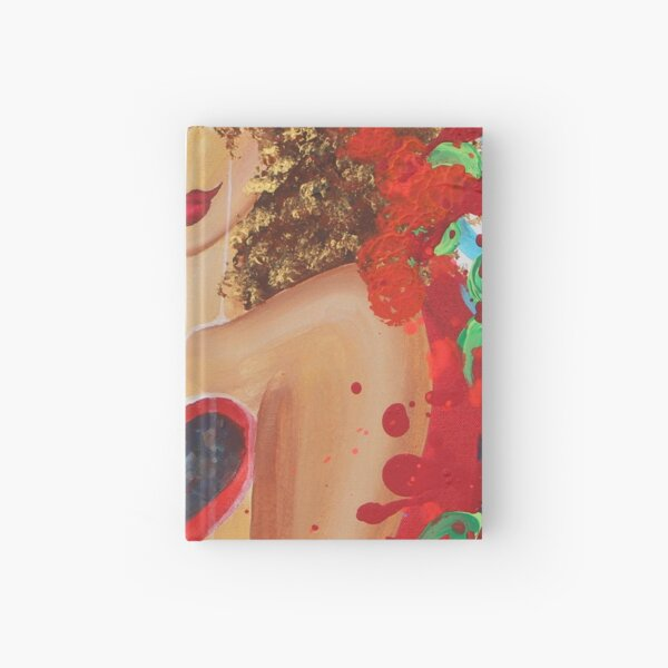 The Diary Hardcover Journal