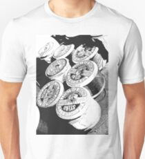 Vintage Cotton Reels Unisex T-Shirt