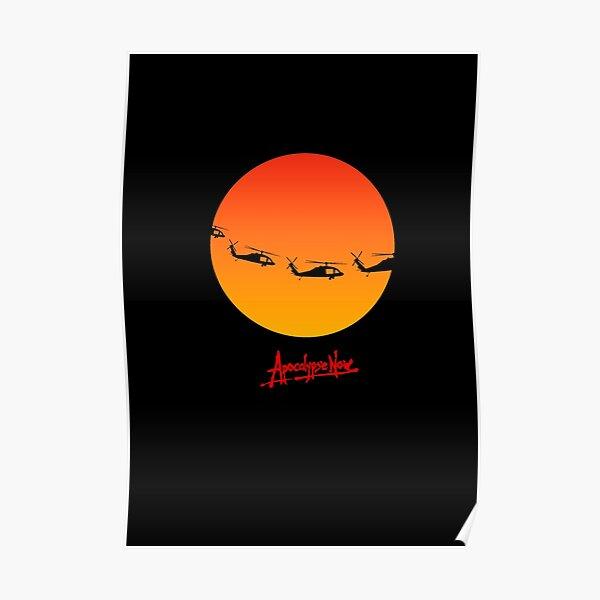 Apocalypse Now affiche minimaliste, conception de t-shirt 2 Poster