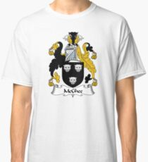 McGhee Coat of Arms / McGhee Family Crest Classic T-Shirt