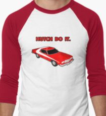 Hutch Do It Red Text. T-Shirt