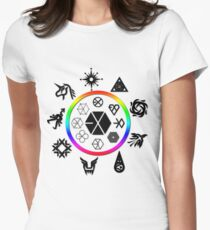 EXO  Women's Fitted T-Shirt