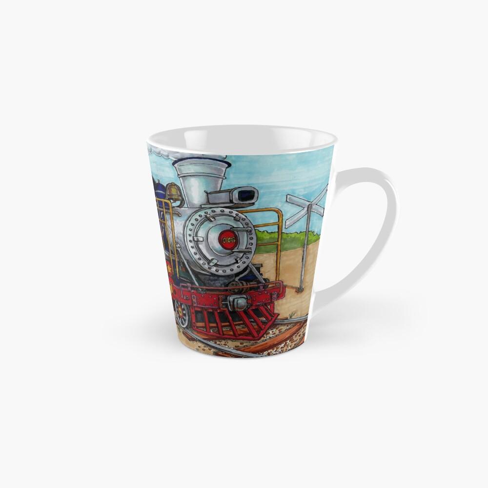 Train Tall Mug