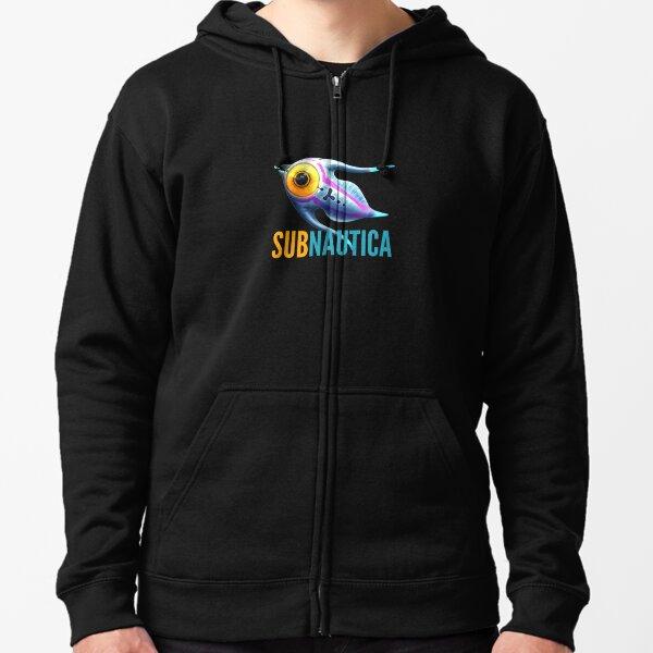 Subnautica Zipped Hoodie