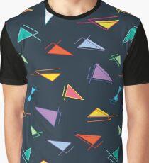BROKEN GLASS Graphic T-Shirt