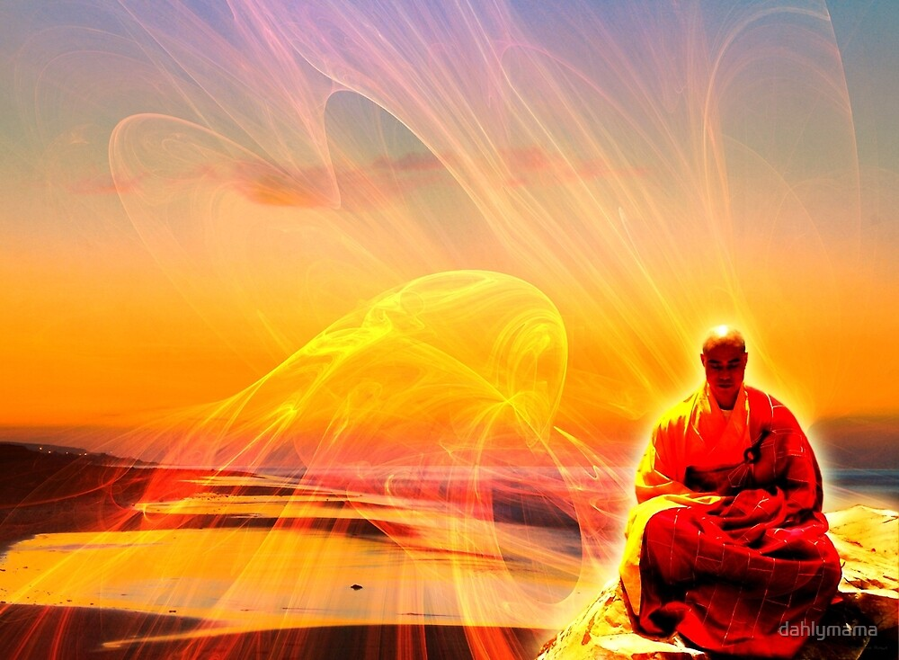 Zen Master by Shawna Rowe