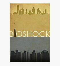 Bioshock Poster Photographic Print