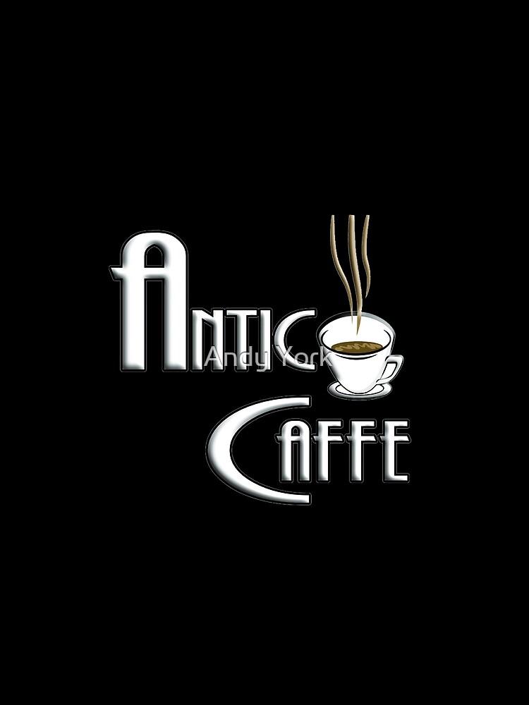 Antico Caffe by ayork77