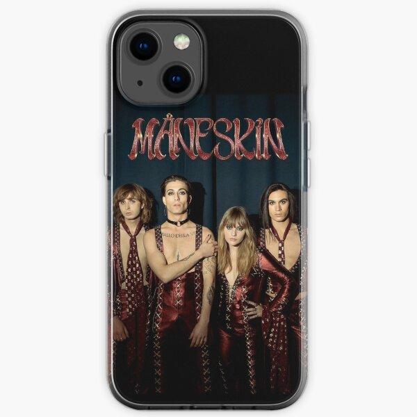 Måneskin rock band Maneskin iPhone Soft Case