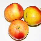 The 3 Apples - Apple Laptop Apple Phone, Apple Tablet... by Remo Kurka