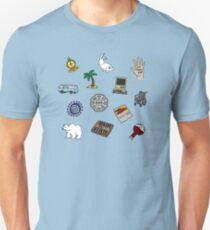 hat verloren Unisex T-Shirt