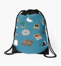 lost Drawstring Bag