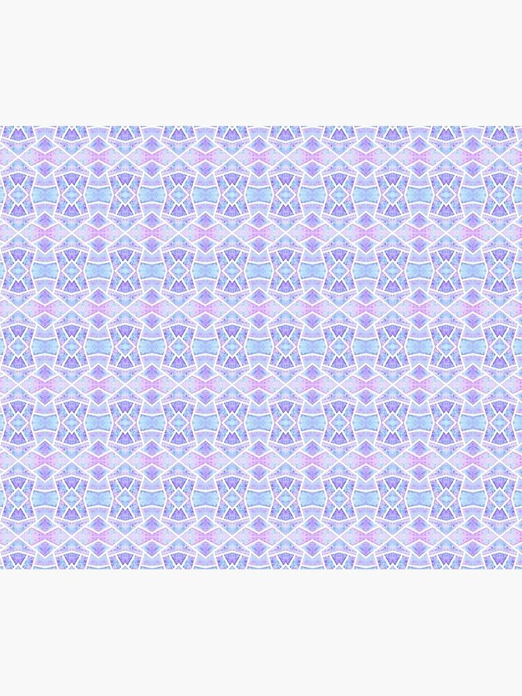 «Mosaïque Bleue» par Liloographie84