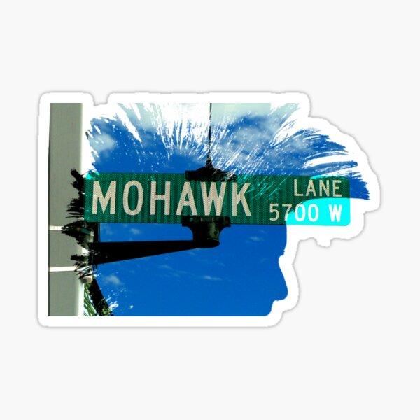 Mohawk Lane Sticker