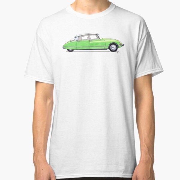 Citroen DS Chartreuse Classic T-Shirt