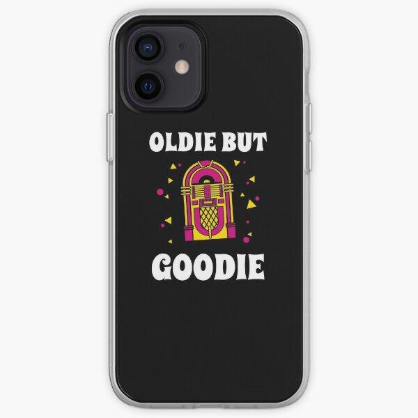 Oldie But Goodie - Retro Jukebox Fans iPhone Soft Case