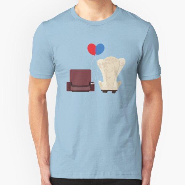 u p Slim Fit T-Shirt